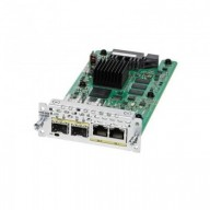 Cisco 2-Port Gigabit Ethernet WAN Network Interface Module NIM-2GE-CU-SFP