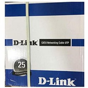 D-Link Cat 6 UTP Cable 305M Roll