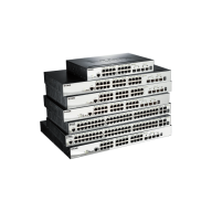 Gigabit Stackable Smart Managed Switches DGS-1510-28
