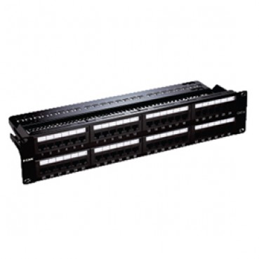 Cat 6 UTP 48Ports Patch Panel