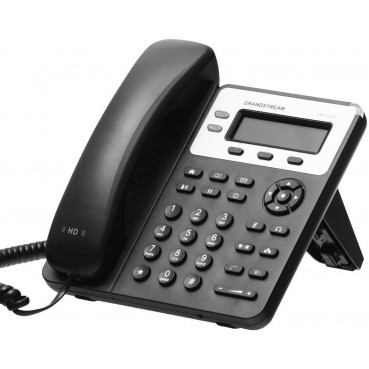 Grandstream GXP1625 Small to Medium Business HD IP Phone with POE VoIP Phone and Device, Black