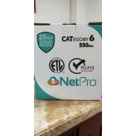 NETPRO NPG-CAT6-UTP550MHZ Cable