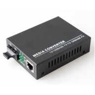 NETPRO MEDIA CONVERTER SC SINGLE MODE GIGABIT