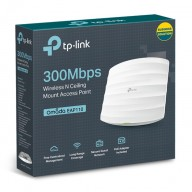 300Mbps Wireless N Ceiling Mount Access Point EAP110