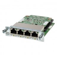 Cisco Cisco EHWIC-4ESG-P POE 4 Port 10/100/1000 Enhanced High-Speed WAN Interface Card