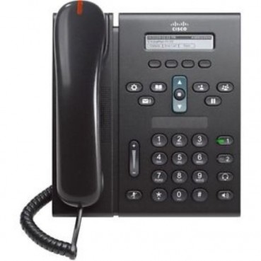 Cisco Cisco SPA504G 4-Line IP Phone With 2-Port Switch, PoE And LCD Display Silver/Grey