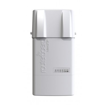 RB912UAG-5HPnD-OUT-US OB - MikroTik BaseBox 5GHz MiMO 1000mW Access Point US