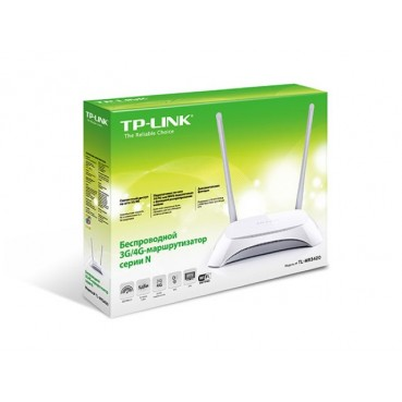 3G/4G Wireless N Router TL-MR3420