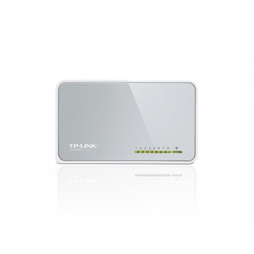 8-Port 10/100Mbps Desktop Switch TL-SF1008D